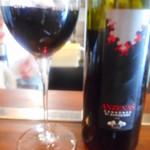 ラッテリア ベベ  カマクラ - 赤ワイン
