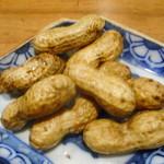 田楽 - 大磯産皮付きピーナッツ