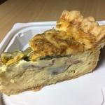 ディーン&デルーカ - モッツァレラチーズと長芋と青梗菜のキッシュ