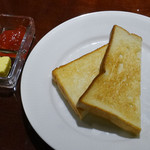 椿屋珈琲店 - トースト
