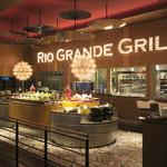 RIO GRANDE GRILL - 床はタイル張り