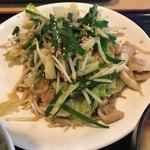 府内わっぱ食堂 - 野菜炒め?