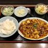 順香 - 料理写真:麻婆豆腐定食、750円です。