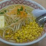 めん丸豊富店 - 料理写真:塩バターコーンラーメン