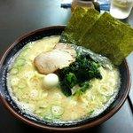 壱成家 - 塩ラーメン(650円)