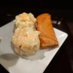 ebisugyouzataihouki - 鶏絲湯麺(チースータンメン)Bセット990円、点心