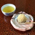 76821424 - 蕎麦饅頭・そば茶
