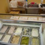 カメヤ 柿田川豆腐館 - アイスクリームメニューは色々とありましたが