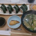 鮨よし - 海鮮巻定食
