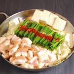 魚貝三昧 万や - もつ鍋