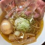 世界が麺で満ちる時 - オレンジ(^。^)ファントム☆★らーめん★☆煮玉子