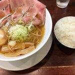 世界が麺で満ちる時 - オレンジ(^。^)ファントム☆★★☆ライス