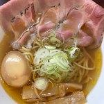 世界が麺で満ちる時 - 煮玉子☆★★☆オレンジ(^。^)ファントム