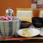 うまか丼どん亭 - 料理写真:まぐろ中落ち丼(\600税抜き)しゃりも美味い(酢飯)