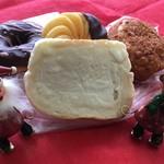 モンペリエ - 料理写真:ミルキーBOX&ドーナツ
