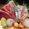 ウミネコ - 料理写真:刺身盛り合わせ