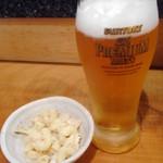 まんぼう - ビールとお通し