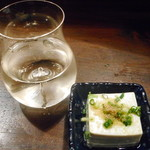 76826613 - 日本酒とお通し