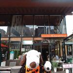 76827831 - 今日はてんしばにある、クレープ&ガレットのお店                       『クレープリー・スタンド シャンデレール』に                       おやつを食べにやってきました~♪ちなみにてんしばとは、天王寺公園エントランスエリアの芝生公園のことだよ。