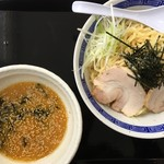 めんこう - (2017-11-22)  つけ麺 味噌