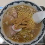 むらもと - 料理写真:ラーメン 麺少な目 840円