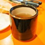 めんよう亭 - お茶