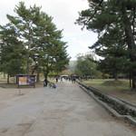 吉野本葛 天極堂 - 奈良公園