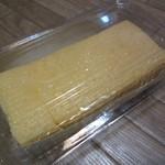 三木鶏卵 - だし巻(中)700円