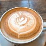 フレスコ コーヒー ロースターズ - カフェラテ