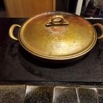 しゃぶ辰 - はめ込み式のしゃぶしゃぶ鍋