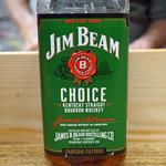 餃子荘 ムロ - Jim Beam Choice ハイボールで