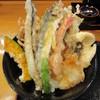 宝 - 料理写真:海鮮天丼 1200円