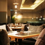 CROSSFIELD with TERRACE LOUNGE - メイン写真: