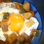 洋食 小春軒 - 小春軒特製カツ丼
