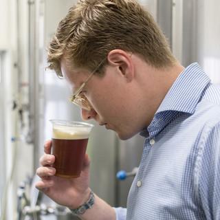 ドイツ人オーナーこだわりのドイツビール♪