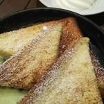 倉式珈琲店 - メープルダッチフレンチトースト