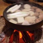 鳥栄 - 鍋