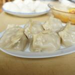 久米食堂 - 水餃子
