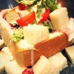 アカリ カフェ - BOXシーザーサラダ