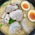 ラーメン光喜 - 料理写真:味噌チャーシュー780。