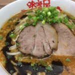 Misoyahachiroushouten - 味噌ラーメン780円