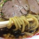 Misoyahachiroushouten - 味噌ラーメンの麺