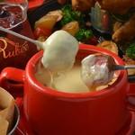 チーズ ミート マニア クーデター - 料理写真: