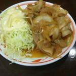 中華 福苑 - 生姜焼き