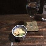両花 - 料理写真:日本酒&お通し