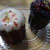 ラ スール - 料理写真:あまおういちごとブルーベリー