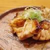 魚菜料理 縄屋 - 料理写真:白カジキの山椒焼き、天然舞茸