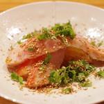 魚菜料理 縄屋 - 金目鯛