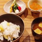 魚菜料理 縄屋 - お食事