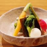 魚菜料理 縄屋 - 香の物